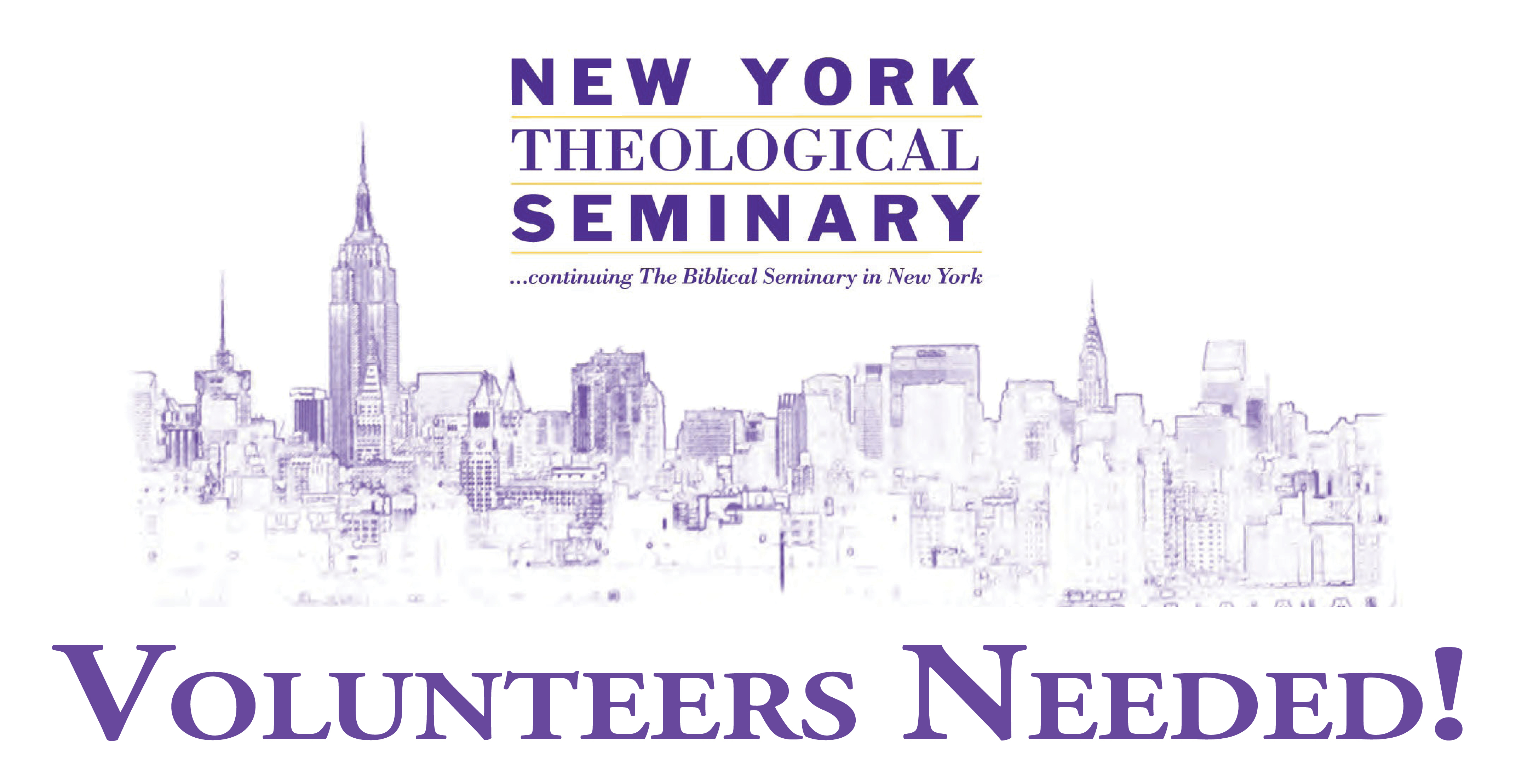 NYTS Volunteers Needed